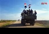 سوریه|تقویت مواضع ارتش در مناطق مرزی با ترکیه