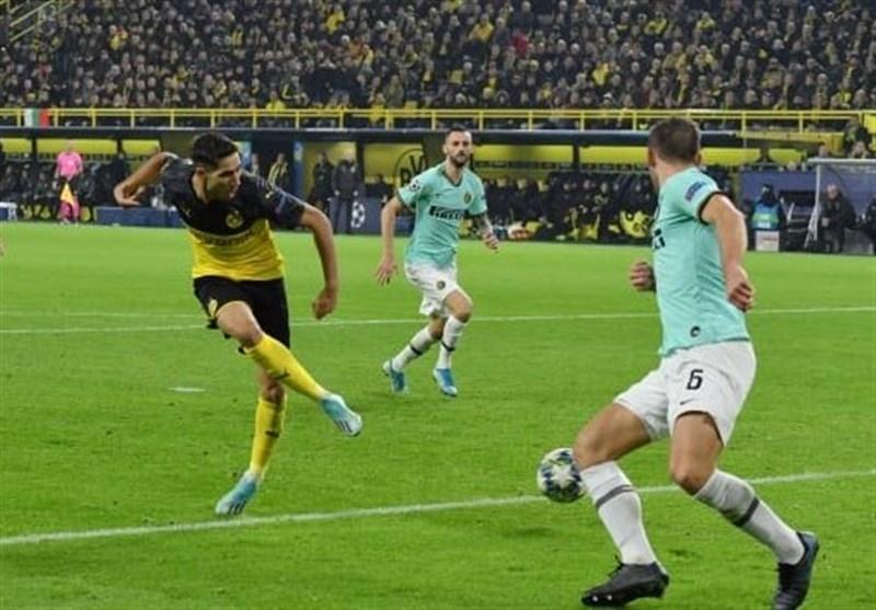 لیگ قهرمانان اروپا| برتری دراماتیک بوروسیا دورتموند و تساوی چلسی در شب بازگشتها/ لیورپول به سختی پیروز و ناپولی متوقف شد