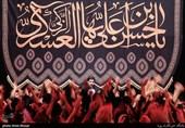 شعر در سوگ شهادت امام حسن عسکری(ع)|پیراهن و شال عزا، مولا به تن دارد/ امشب تمام عرش با آقا عزادار است