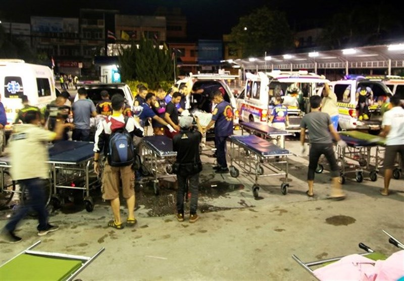 Gunmen Kill 15 in Southern Thailand