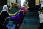 لیگ برتر هندبال بانوان| شکست نمایندگان اصفهان در هفته پایانی نیمفصل