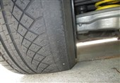 اخبار فنی خودرو|عوامل سایش لاستیک در خودرو چیست؟
