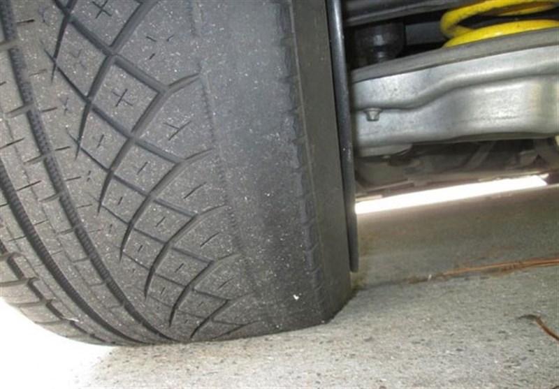 اخبار فنی خودرو عوامل سایش لاستیک در خودرو چیست؟