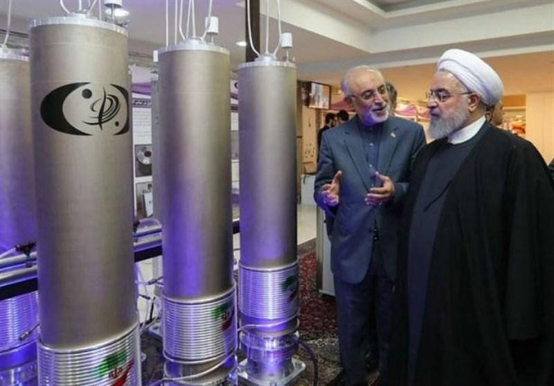 توئیت روحانی در خصوص گام چهارم کاهش تعهدات هستهای ایران