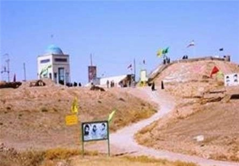 یادمان« ایثار قلاویزان» مهران مجموعه فرهنگی میشود