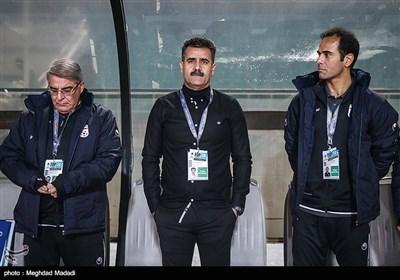 سید اکبر پورموسوی سرمربی تیم فوتبال جوانان ایران