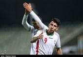 مقدماتی فوتبال جوانان آسیا| منظمی بهترین بازیکن دیدار ایران - نپال شد