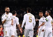 لیگ قهرمانان اروپا|رئال مادرید قاطعانه نسخه گالاتاسرای را پیچید/ صعود پاریسنژرمن و بایرن در شب تساوی منچسترسیتی و شکست اتلتیکومادرید