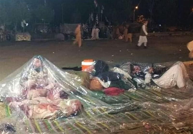 نخست وزیر پاکستان دستور امدادرسانی به معترضان دولت را صادر کرد