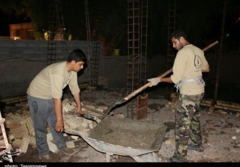 خوزستان|ساخت منازل مسکونی سیلزدگان شوش تا آذرماه به اتمام میرسد