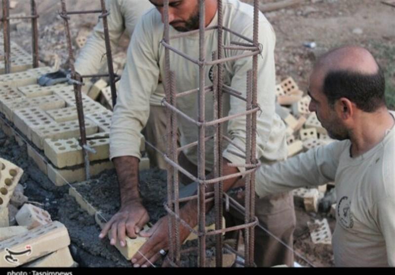 خوزستان| روایتی از انسانیت و جوانمردی در مناطق سیل زده؛ دلهایی که هنوز برای خدمت میتپد+تصویر