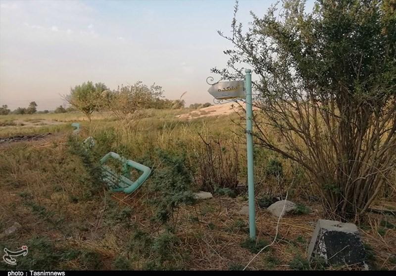 تهران| اجرای طرح توسعه «آتشکده ری» معطل چیست؟ + فیلم