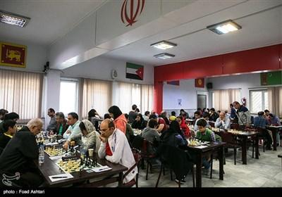 چهارمین دوره مسابقات شطرنج جام پایتخت