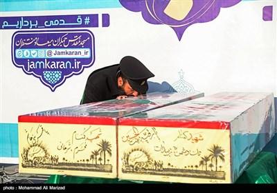 صبحگاه مشترک نیروهای مسلح استان با عنوان عهد سربازی