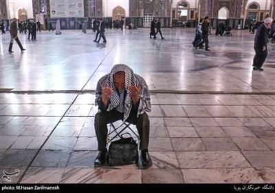 زائران مشهد مقدس