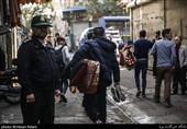 طرح انضباط اجتماعی در محلههای اطراف میدان امام حسین (ع)