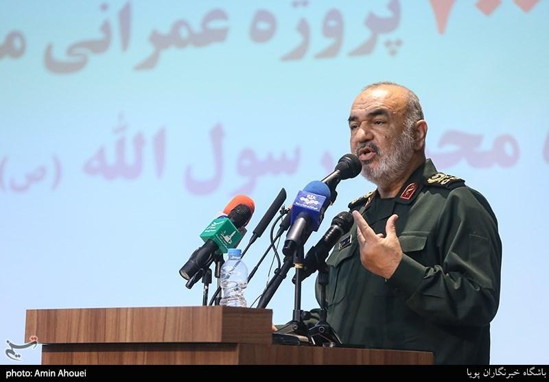 سردار سلامی: هوانیروز سپاه در قطعهسازی و مدرنسازی به خودکفایی رسیده است