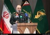 سرلشکر سلامی: انتقام خون حاج قاسم گرفته خواهد شد