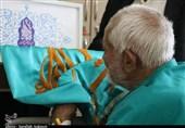 عیادت خادمان مسجد مقدس جمکران از بیماران بیمارستان پیامبر اعظم(ص) کرمان به روایت تصویر