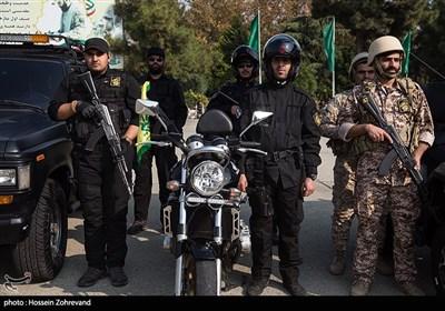 واحد عملیات ویژه و رهایی گروگان یگان ویژه فاتحین سپاه محمد رسول الله ص تهران بزرگ