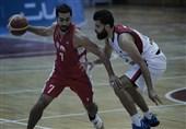 لیگ برتر بسکتبال  شورا و شهرداری قزوین در مقابل اکسون تهران مغلوب شد