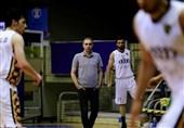 سرمربی تیم بسکتبال اکسون تهران: هفته های بعد بهتر می شویم