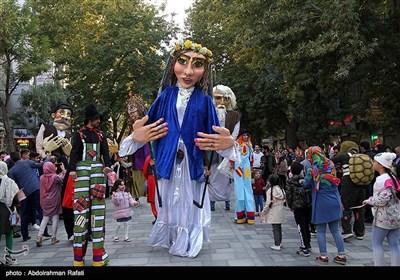 گشایش جشنواره بین المللی تئاتر کودک و نوجوان - همدان