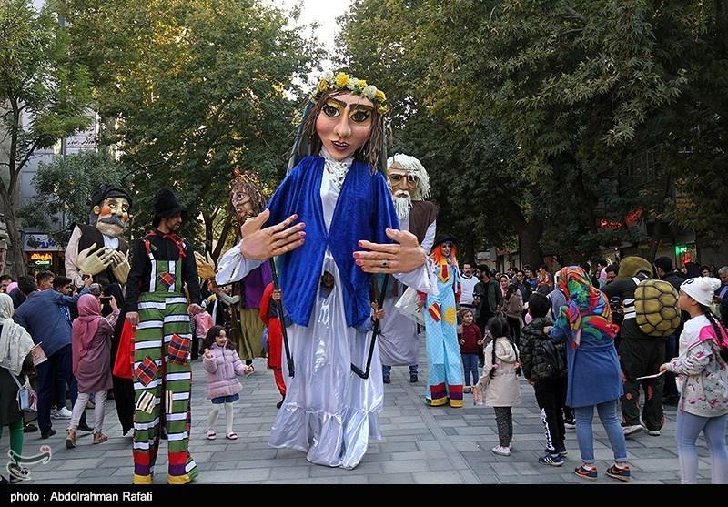 13 نمایش در روز دوم جشنواره تئاتر کودک و نوجوان همدان بر روی صحنه میرود