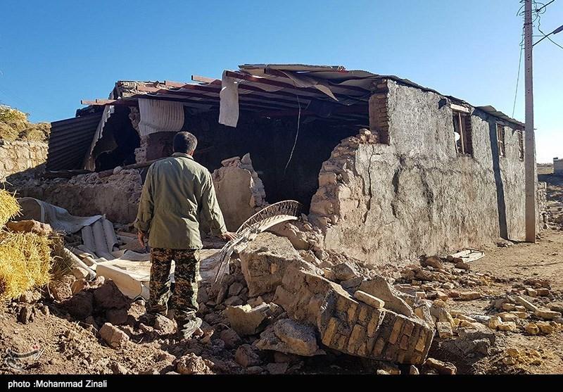 توزیع مواد غذایی به مدت یک ماه در بین زلزلهزدگان استان آذربایجان شرقی