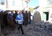 اسکان موقت زلزلهزدگان آغاز شد / بهکارگیری بالگرد برای ادامه عملیات جستوجو و نجات