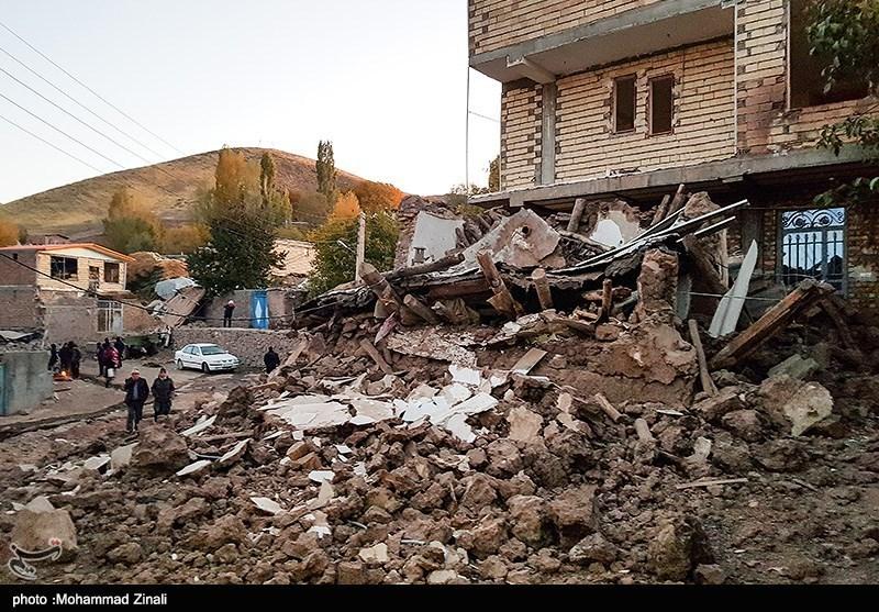 آخرین اخبار از زمینلرزه میانه| اهدای دام زنده و لوازم خانگی به زلزلهزدگان / استقرار آشپزخانههای خیرین و موکبها برای تأمین غذای گرم
