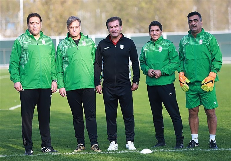 پیروانی: در بازی با قطر عیار واقعی تیم امید مشخص میشود/ اینقدر نگویید بیش از 40 سال است به المپیک نرفتهایم