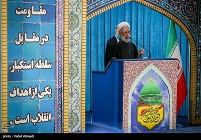 ایراد خطبه های نماز جمعه تهران توسط حجت الاسلام کاظم صدیقی