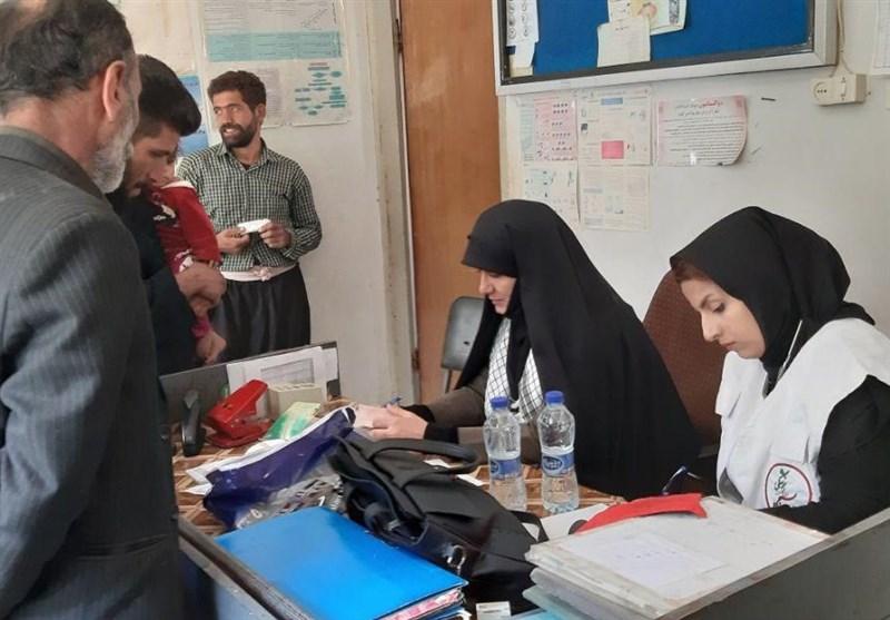 تیمهای بسیج پزشکی به مناطق محروم استان لرستان اعزام شدند