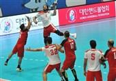 Zagros Suffers Fourth Successive Loss at Asian Handball Club League C'ship