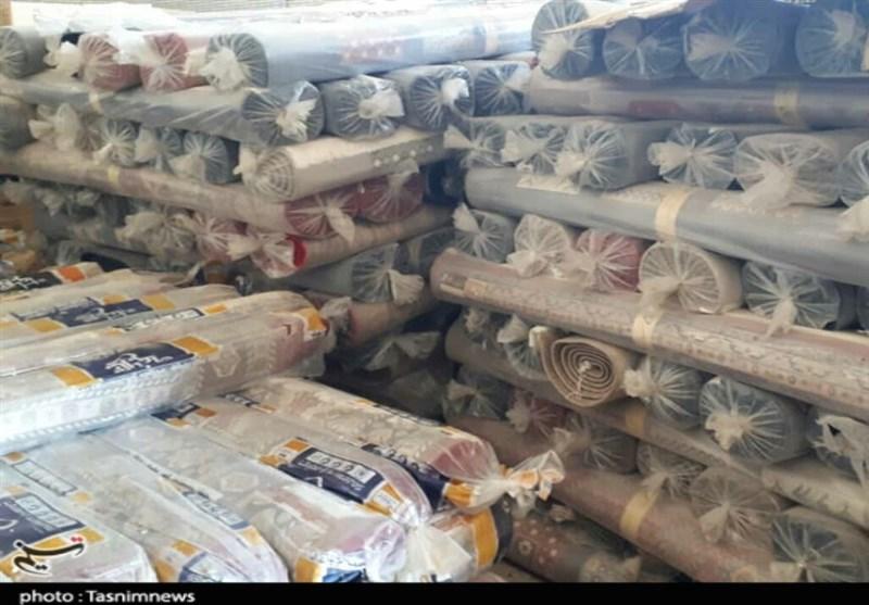 خوزستان| اهدای 300 پکیج لوازم خانگی به سیل زدگان خوزستان+تصویر