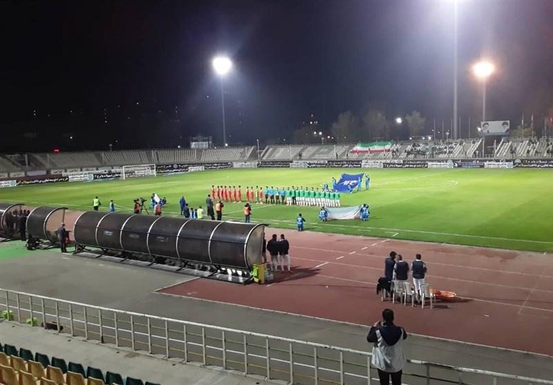 حاشیه دیدار جوانان ایران - نپال| حضور ساکت و هاشمیان در ورزشگاه / تعجب هواداران از شکست امارات