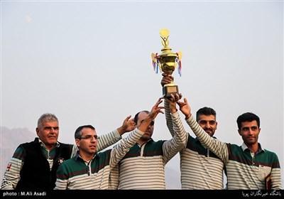 جام قهرمانی در دستان تیم چوگان تهران