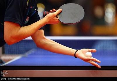 برگزاری پلیآف لیگ برتر تنیس روی میز با میزهای ایرانی