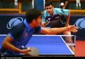 مجوز برگزاری مسابقات لیگ برتر تنیس روی میز توسط فدراسیون پزشکی صادر شد