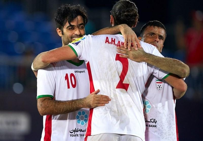 جام بین قارهای فوتبال ساحلی| ایران با در هم کوبیدن اسپانیا قهرمان شد/ کسب جام با مربی ایرانی