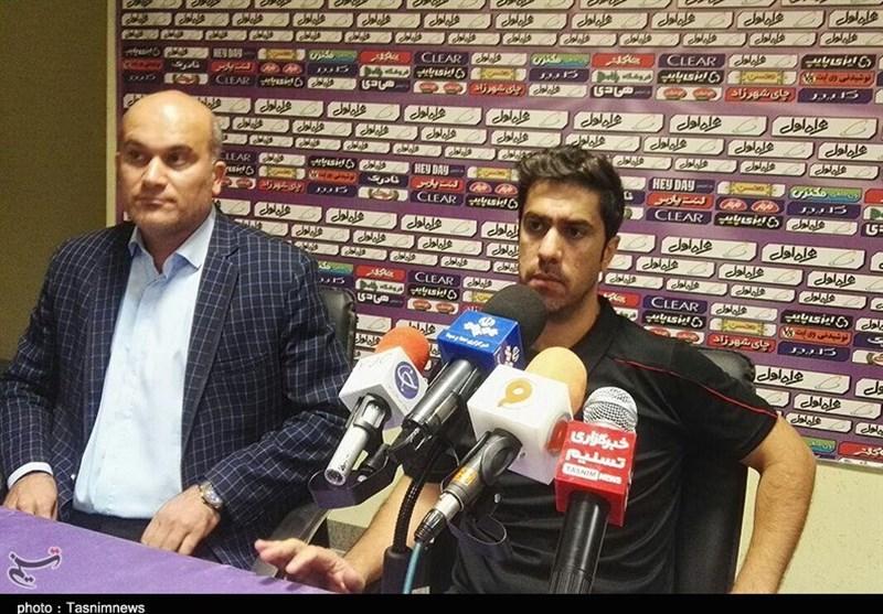 بوشهر| کریمیان: با ارائه راهکارهای لازم انشالله شاهین بوشهر در لیگ برتر ماندگار میشود