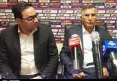 بوشهر  جلالی: تیم گلگهر سیرجان نیاز به ترمیم دارد/بازی ریتم خودش را از دست داد