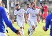 لیگ دسته اول فوتبال| پیروزی دشوار ملوان و توقف آلومینیوم در سیرجان