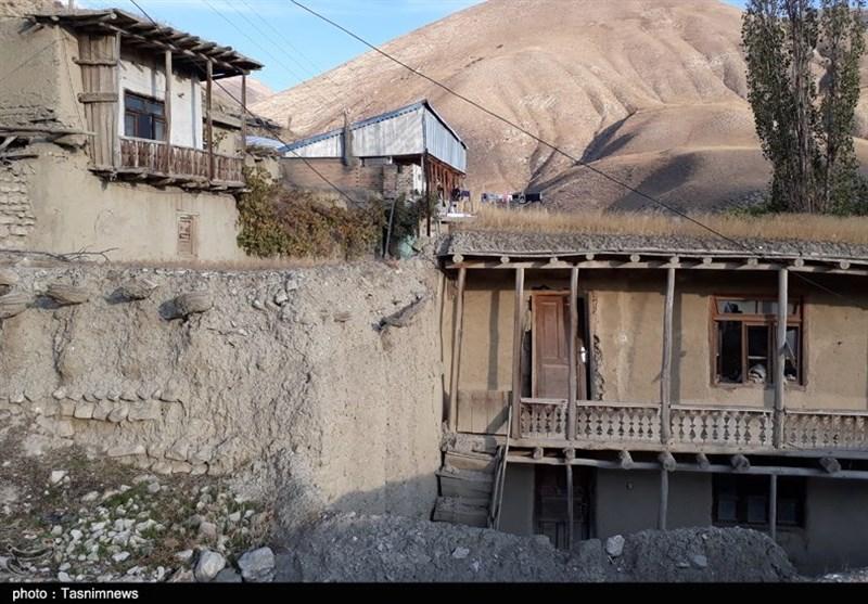 آمار تکراری خانههای غیرمقاوم در روستاهای اردبیل + تصاویر