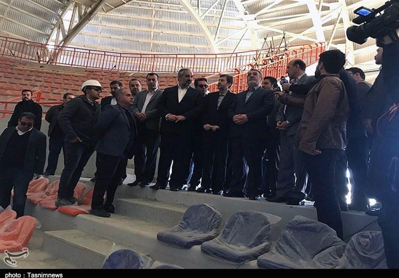 بازدید وزیر کشور از پروژههای نیمهتمام سنندج +تصویر