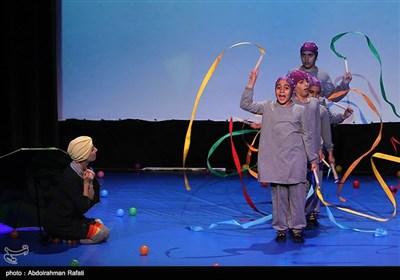نمایش هوشنگ لاک پشته از تهران به کارگردانی الکا هدایت