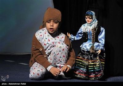 نمایش بالتازار از همدان به کارگردانی محسن پورقاسمی