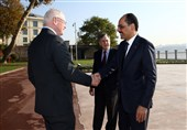 دیدار کالین با نماینده ویژه آمریکا در امور سوریه