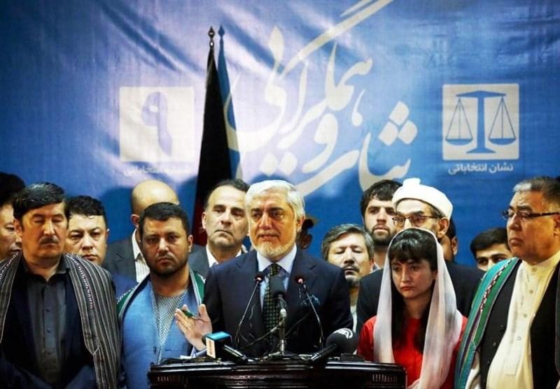 تحریم روند بازشماری آرا توسط تیم انتخاباتی «ثبات و همگرایی» افغانستان